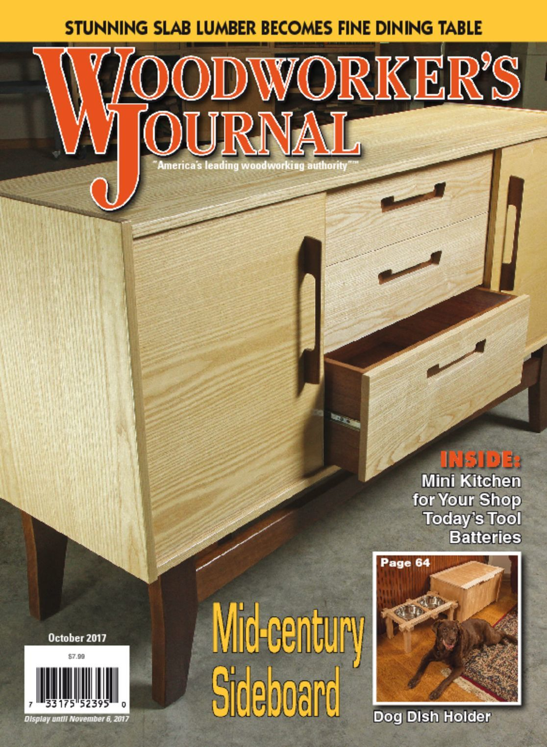 Woodworker's Journal Magazine | Everything Woodworking ...
