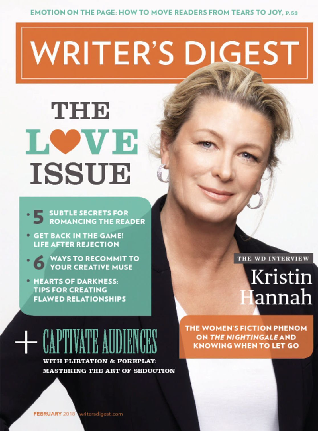 Writers Digest Magazine Subscription
