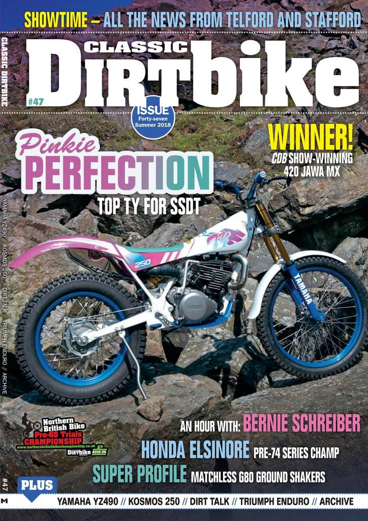 Classic Dirt Bike Digital