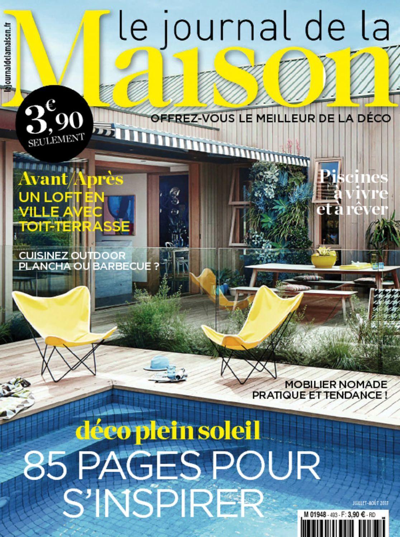 Le journal de la maison magazine digital - Abonnement le journal de la maison ...