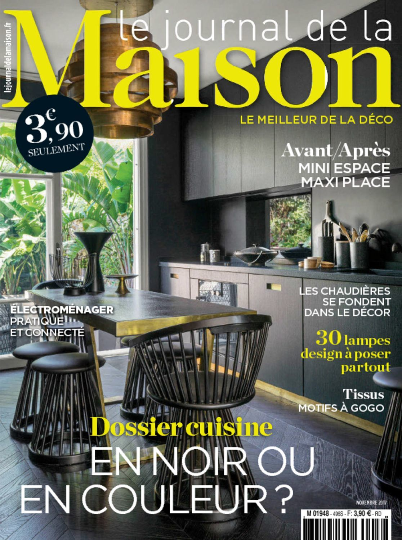 le journal de la maison magazine digital. Black Bedroom Furniture Sets. Home Design Ideas