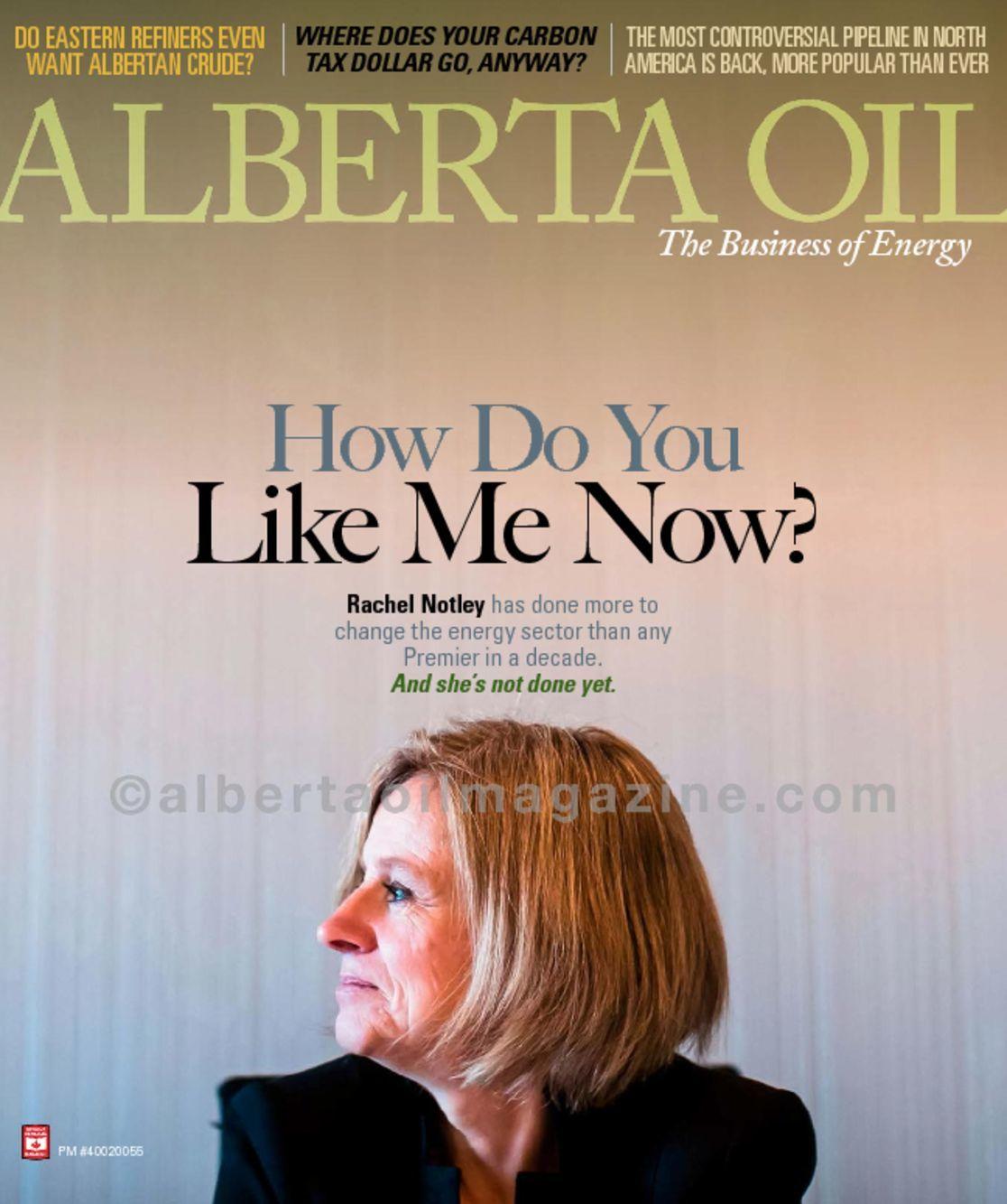 Alberta Oil Digital