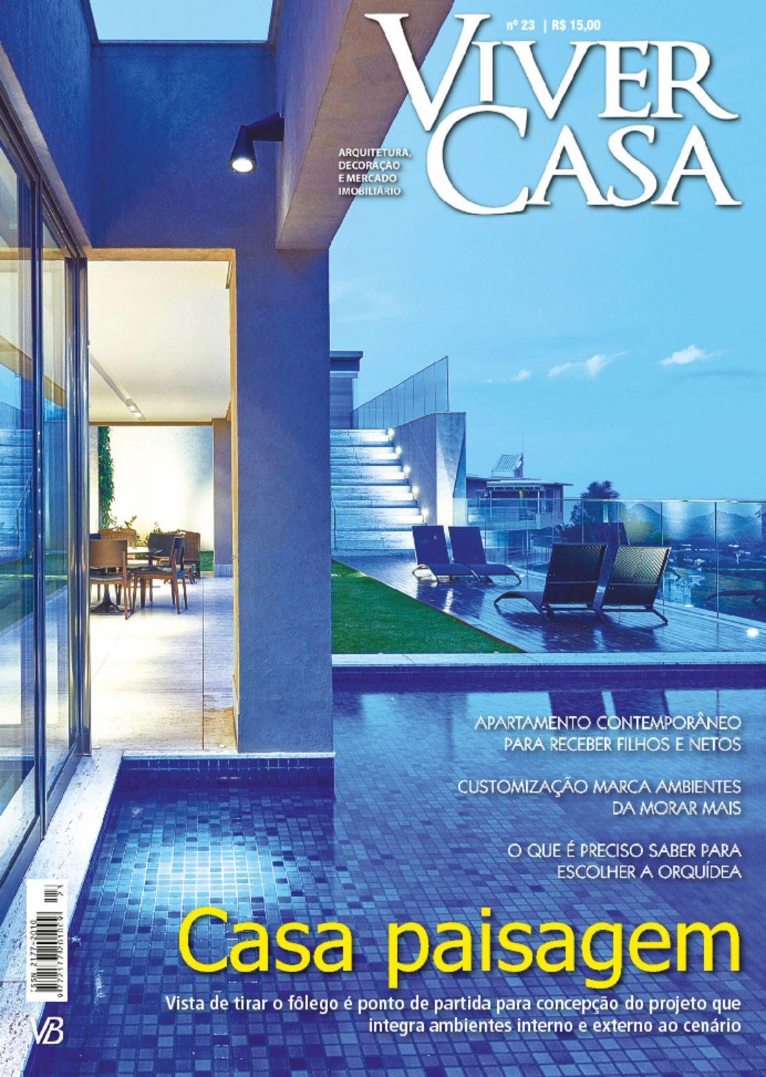 Viver casa magazine digital for Casa magazine
