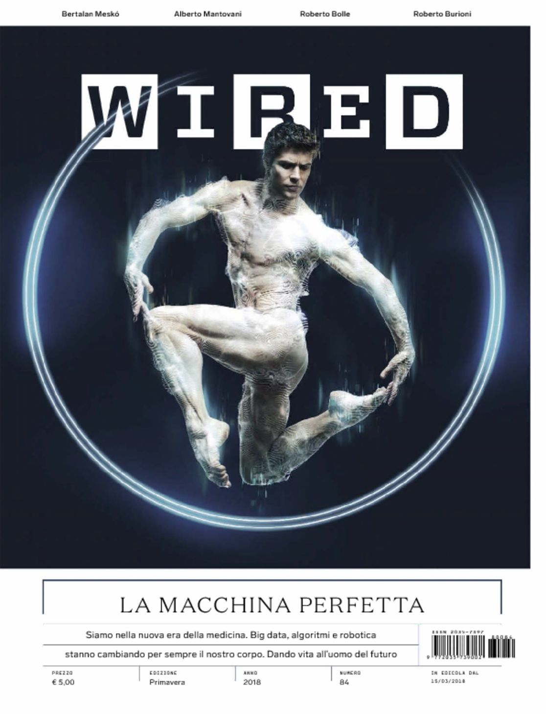 Wired Italia Magazine (Digital) - DiscountMags.com