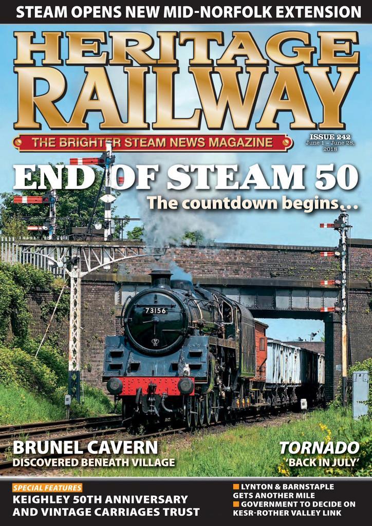 Heritage Railway Digital