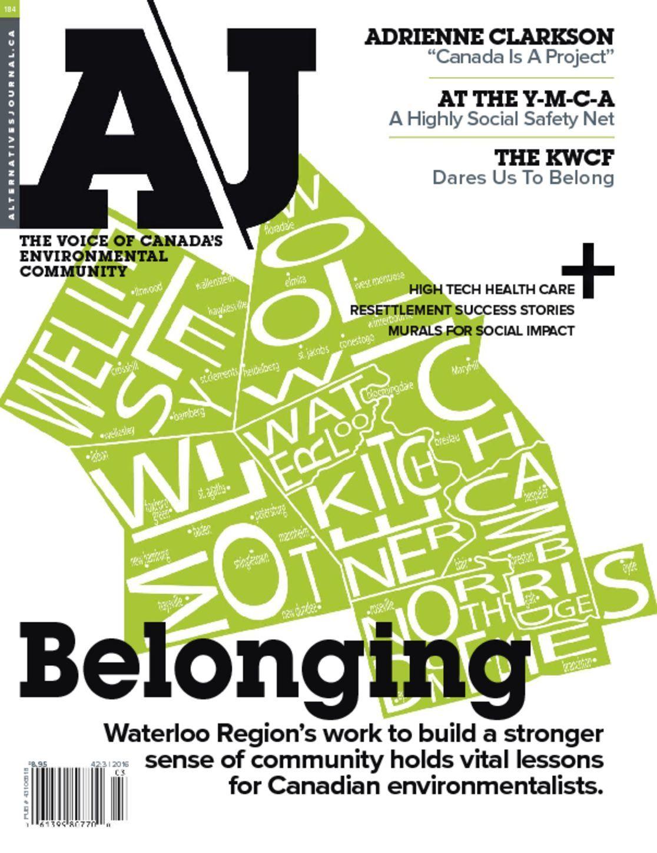 Alternatives Journal Digital