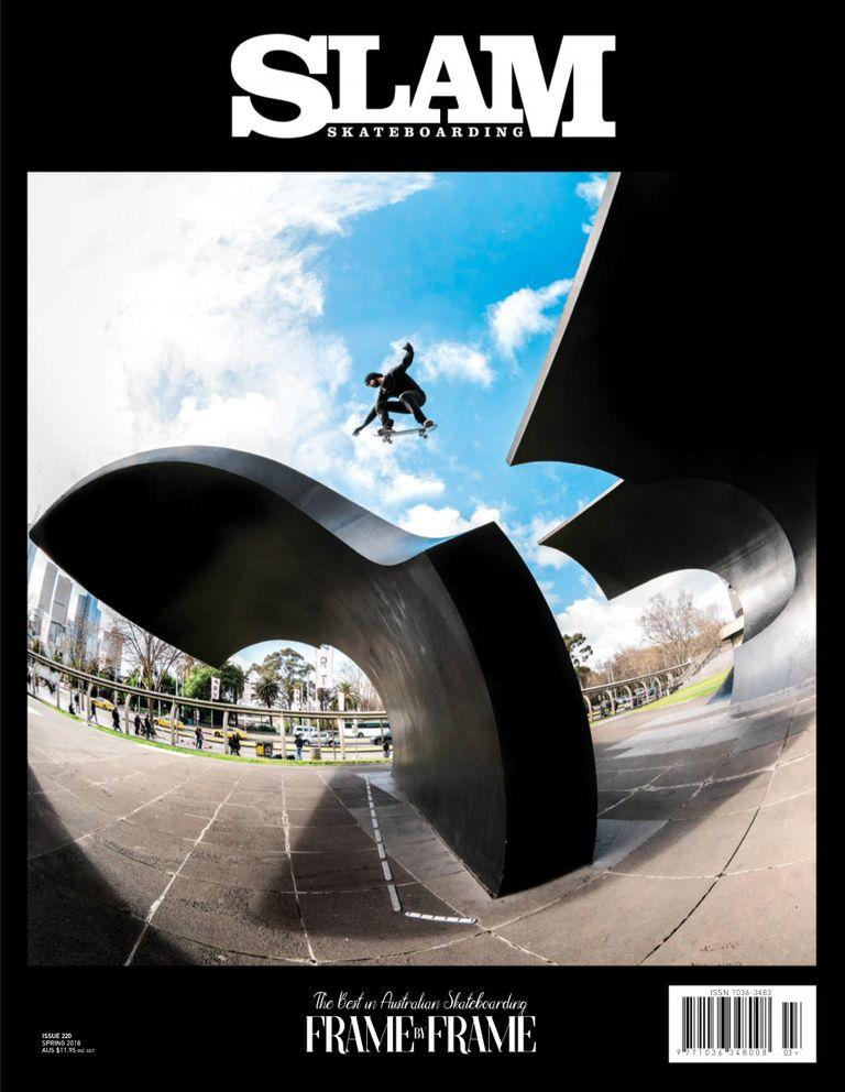 Slam Skateboarding Digital