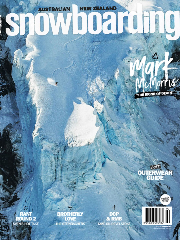 Australian NZ Snowboarding Digital