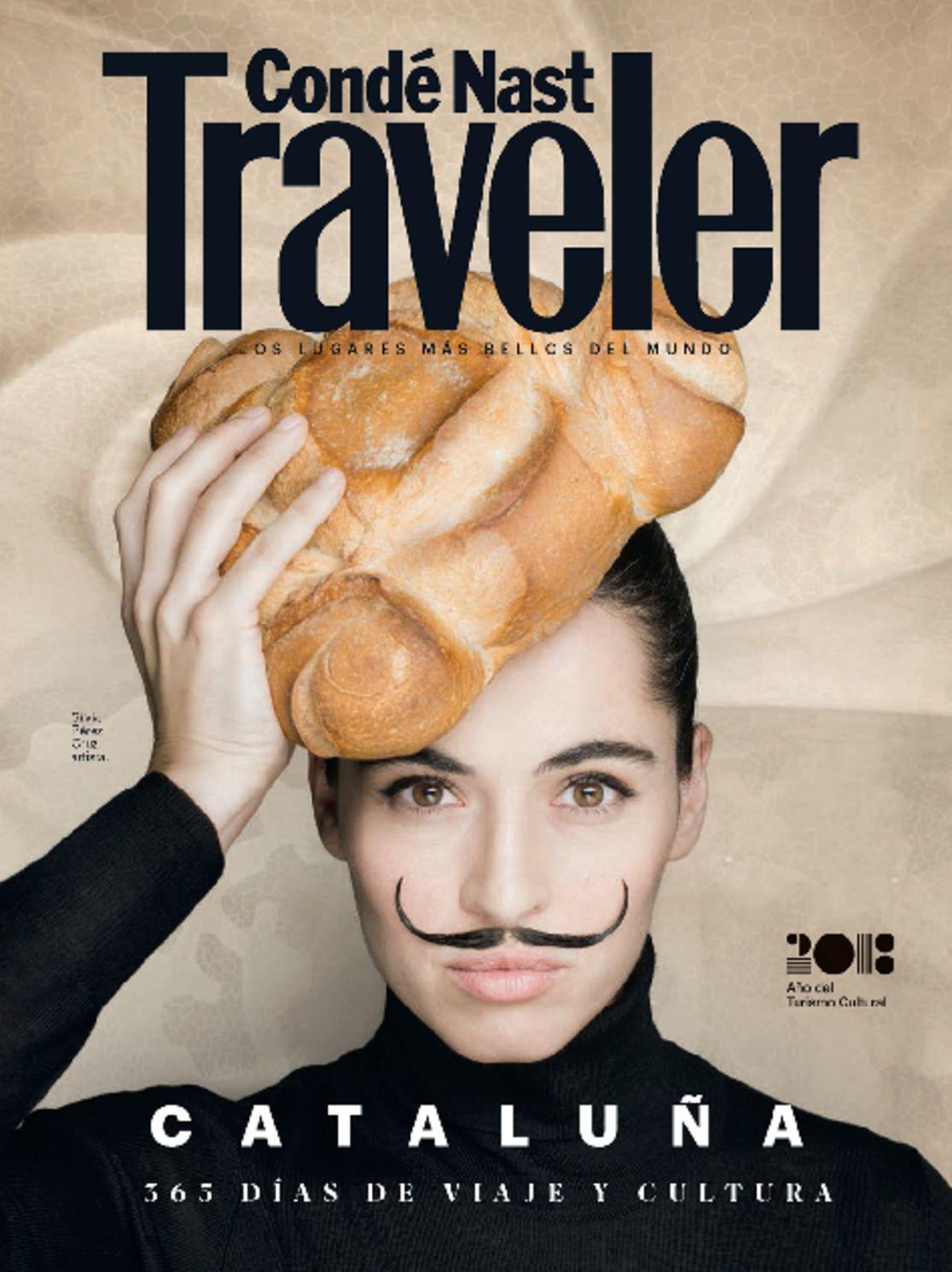 Condé Nast Traveler España guía Monográfica Digital