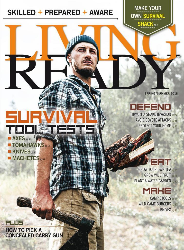 Living Ready (Digital)