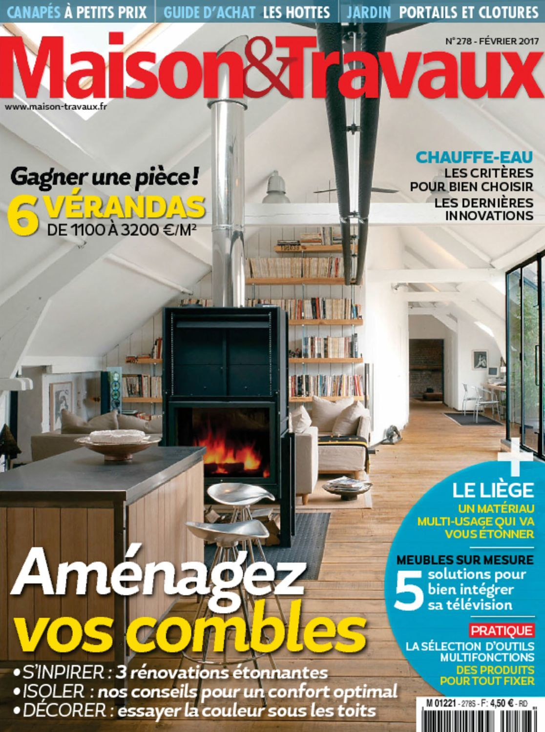 maison travaux digital magazine. Black Bedroom Furniture Sets. Home Design Ideas