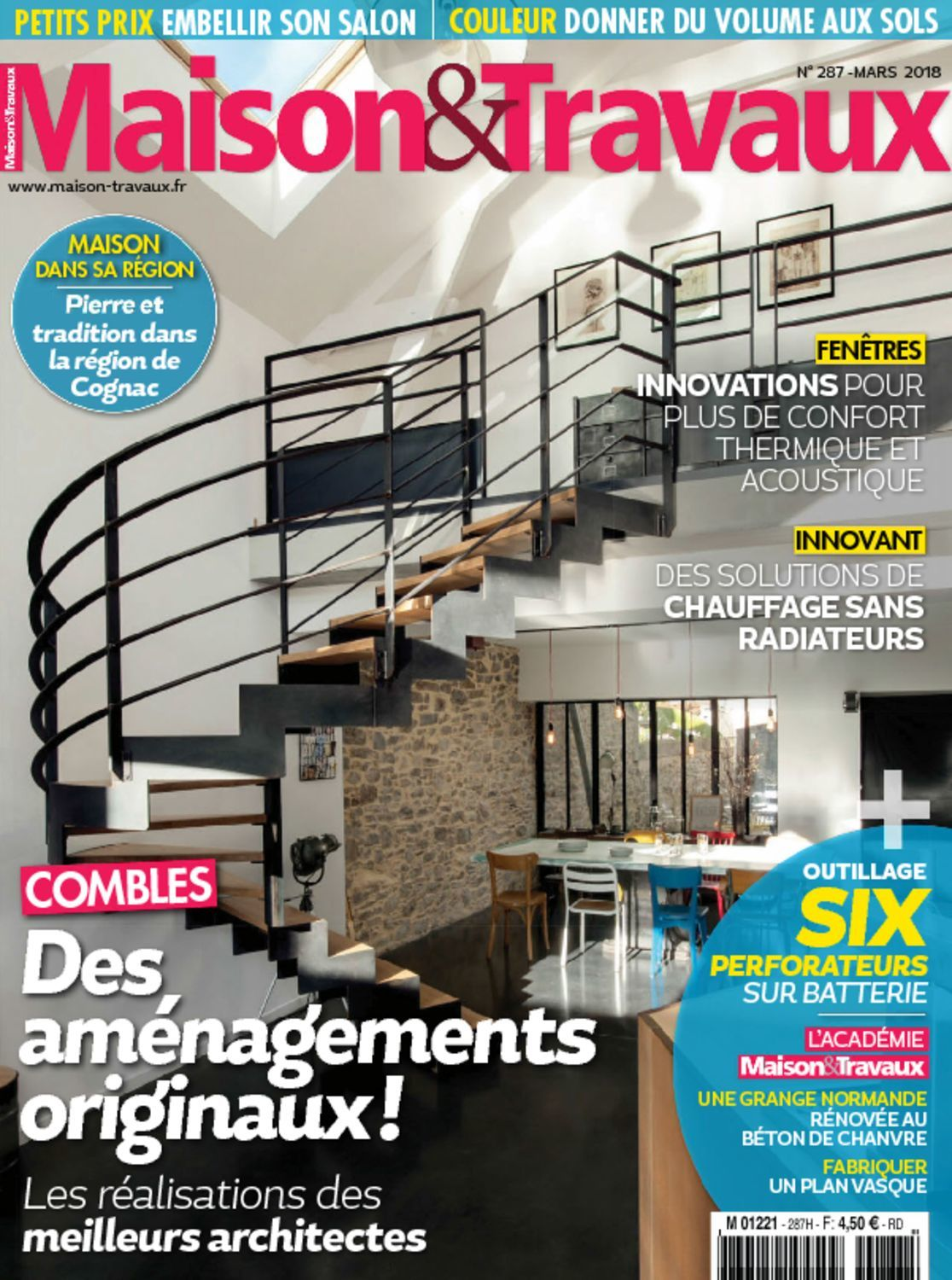 Maison & Travaux Magazine maison & travaux magazine subscription (digital)