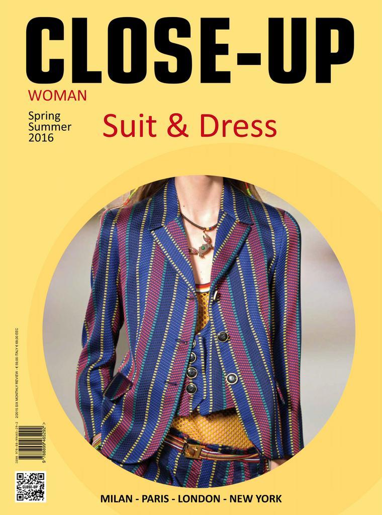 Close-up Suit&dress Women (Digital)