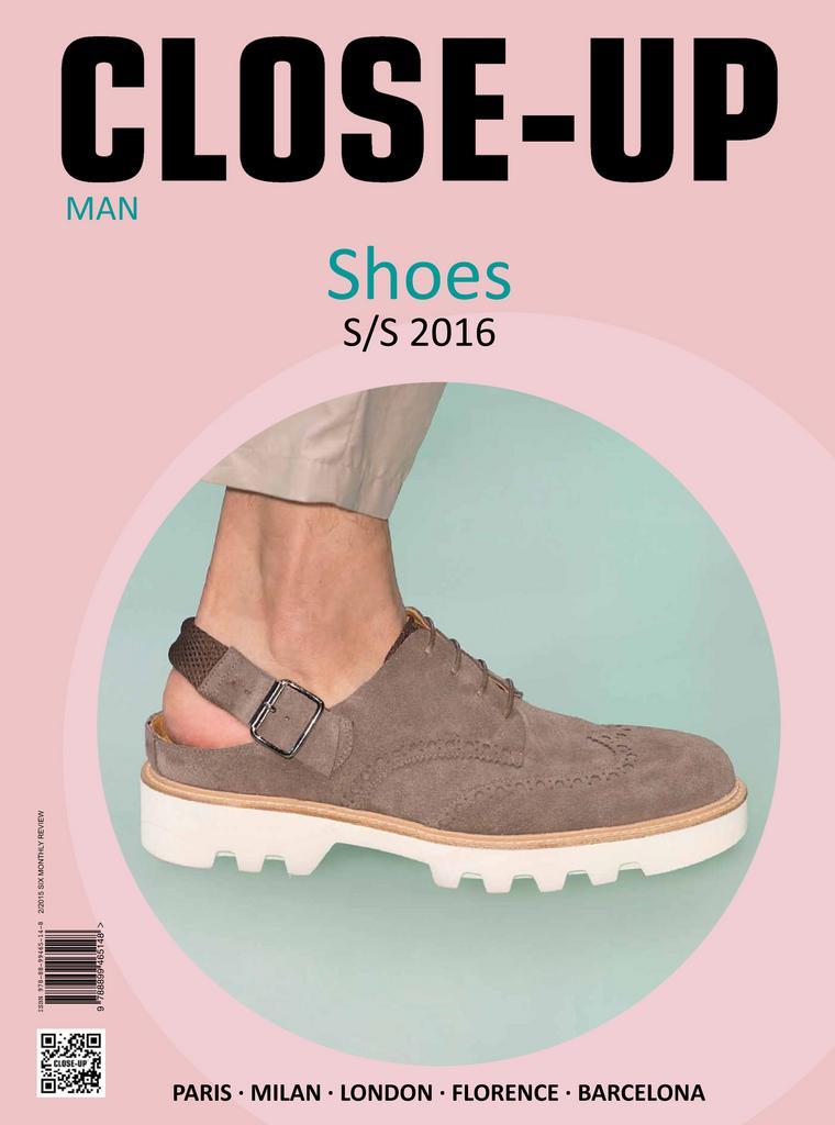 Close up Men Shoes Digital