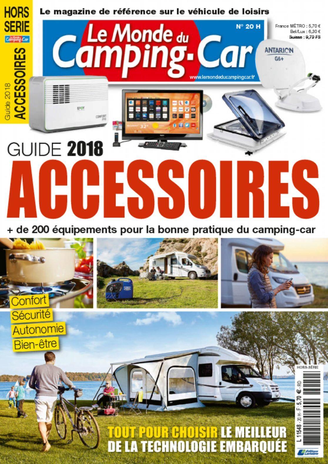 Le monde du camping car HS Digital