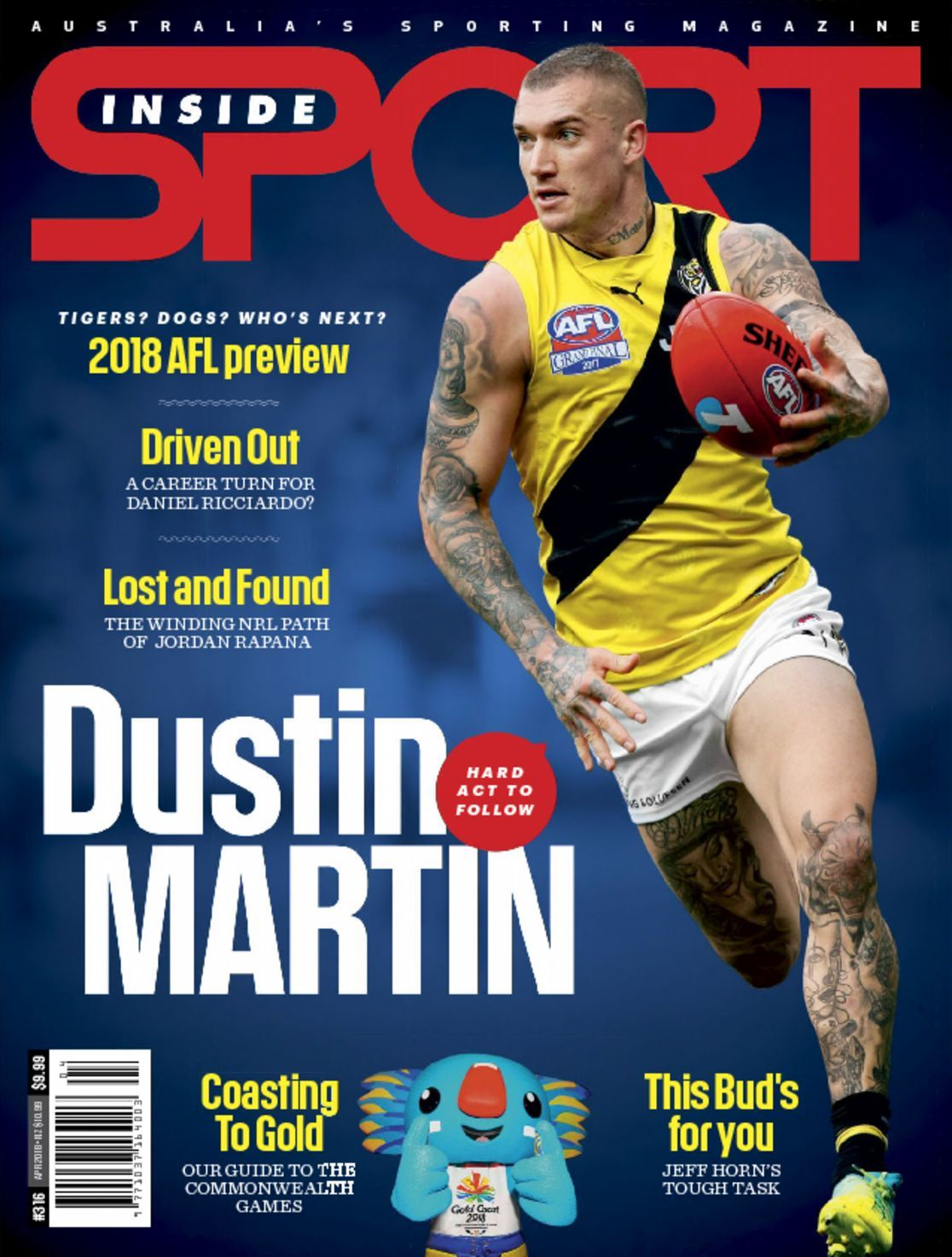 sport inside magazine april pdf pages normal discountmags digital