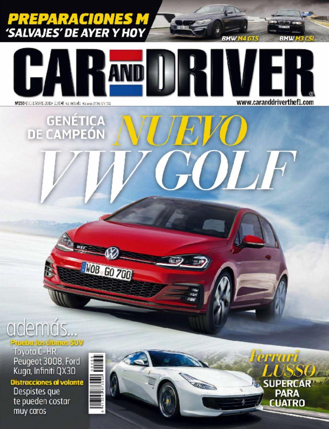 Car and Driver Spain (Digital) Magazine