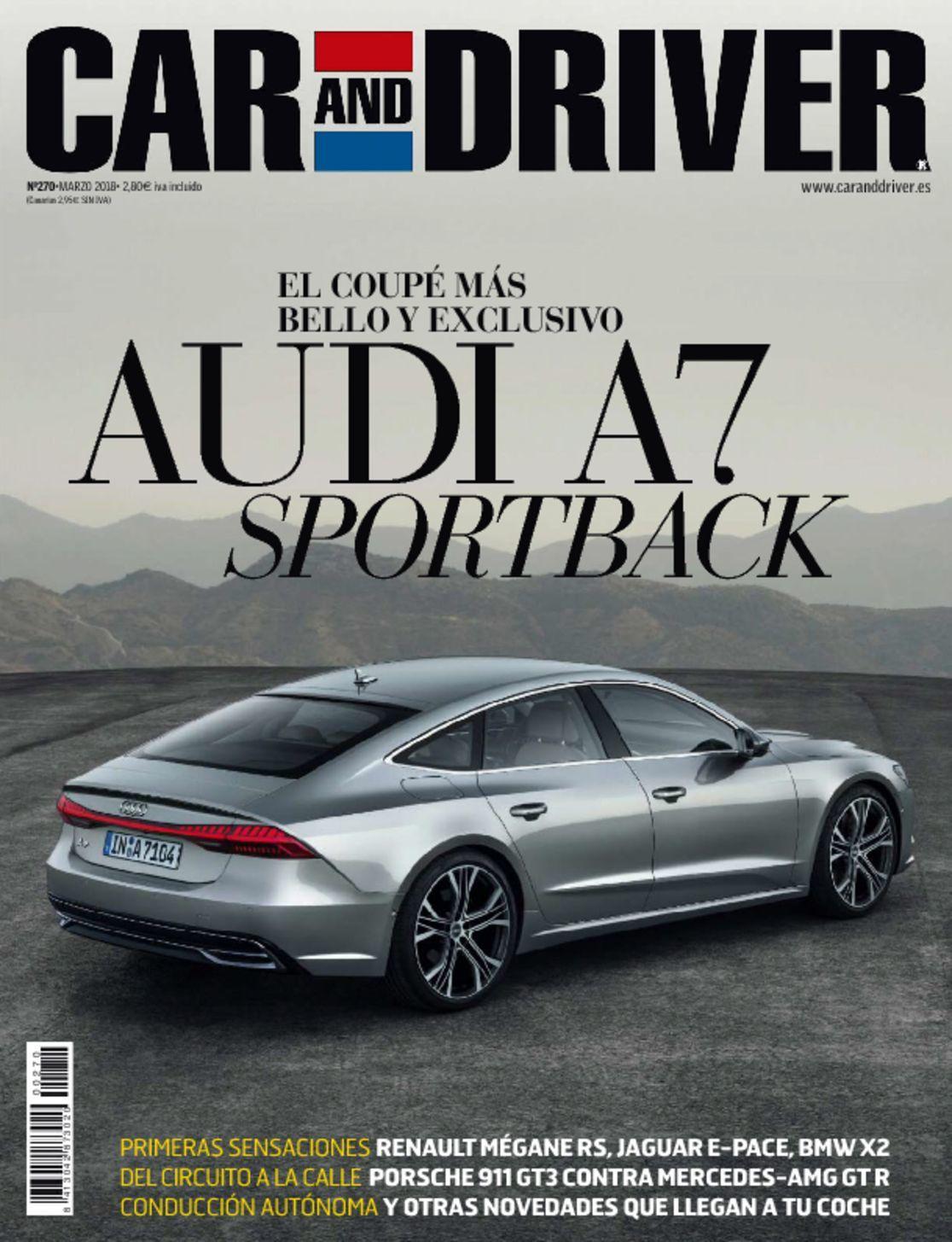Car and Driver Spain Digital