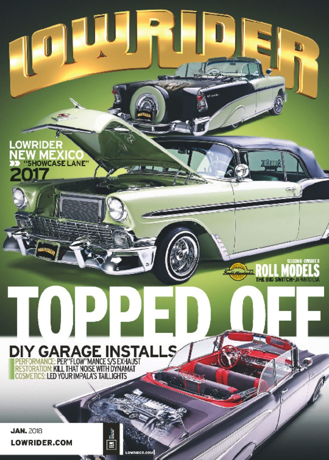Lowrider Magazine Subscription