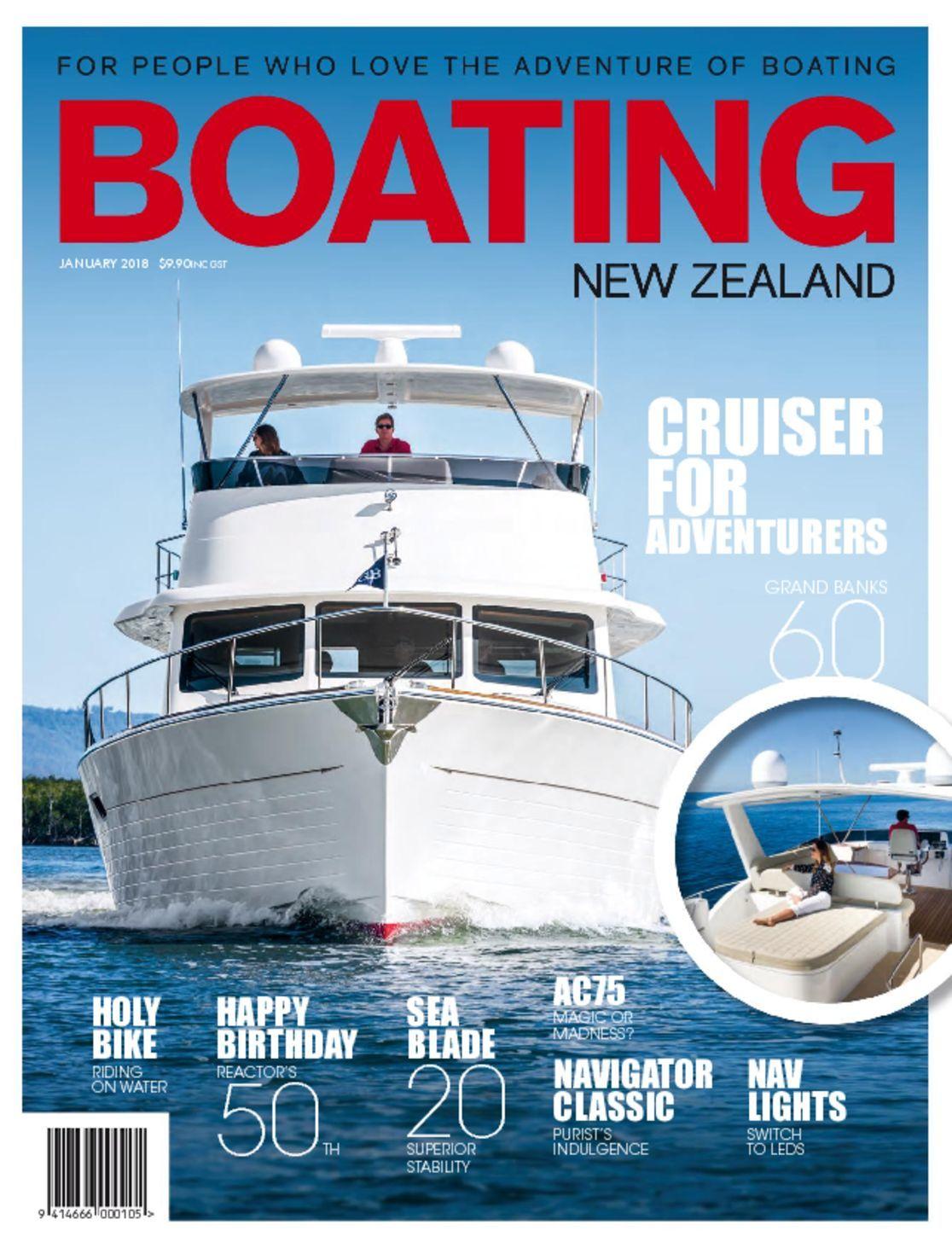 Boating NZ Digital