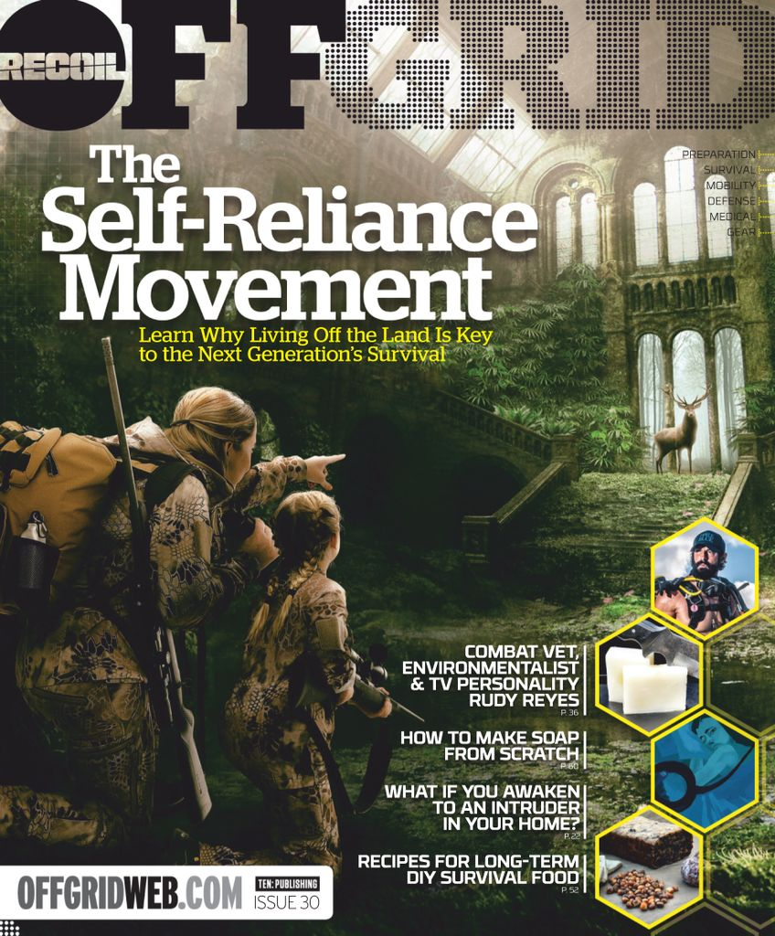 Best Price for Recoil Offgrid Magazine Subscription