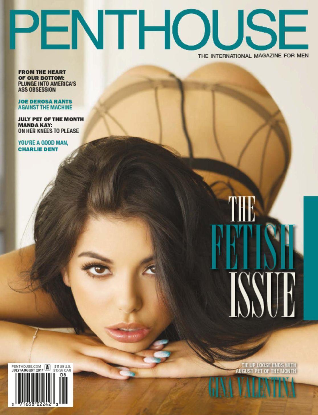Penthouses magazines