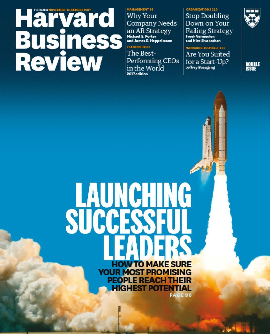 15 Articles To Help Organize Your Home For The New Year: Harvard Business Review Magazine (Digital)