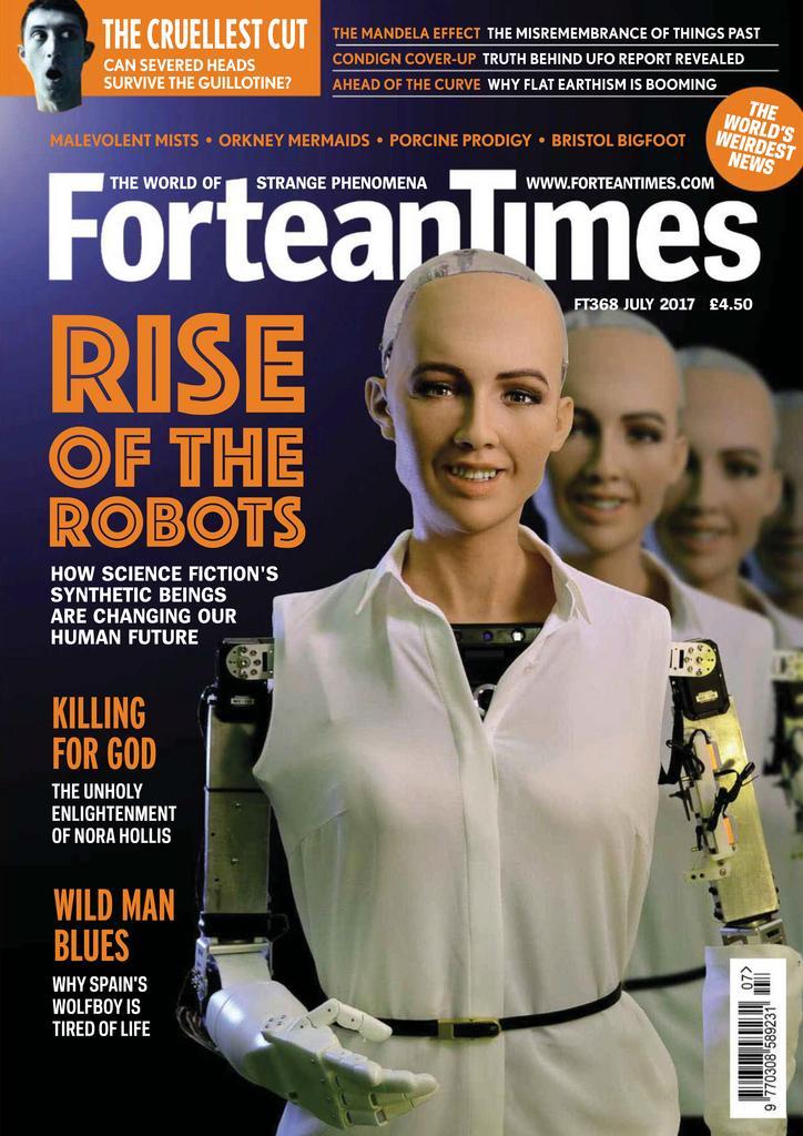 Fortean Times Digital