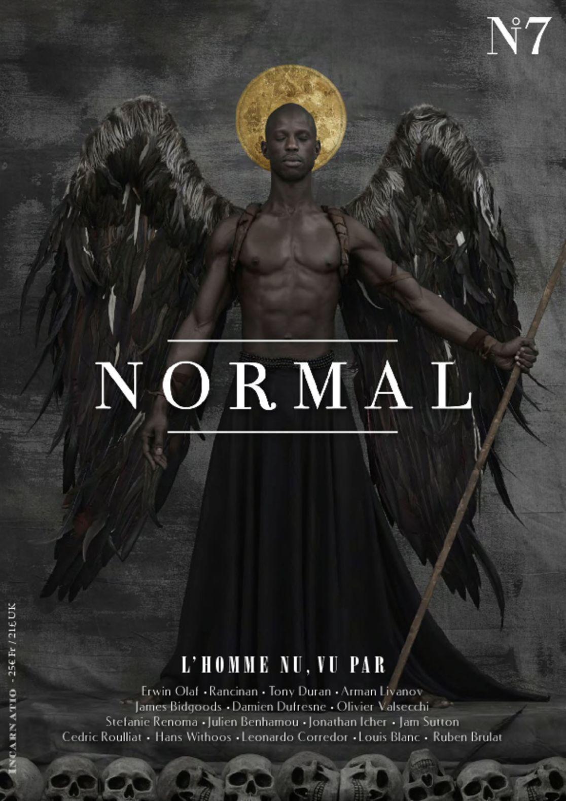 Normal Magazine Original Edition Magazine Digital -6323