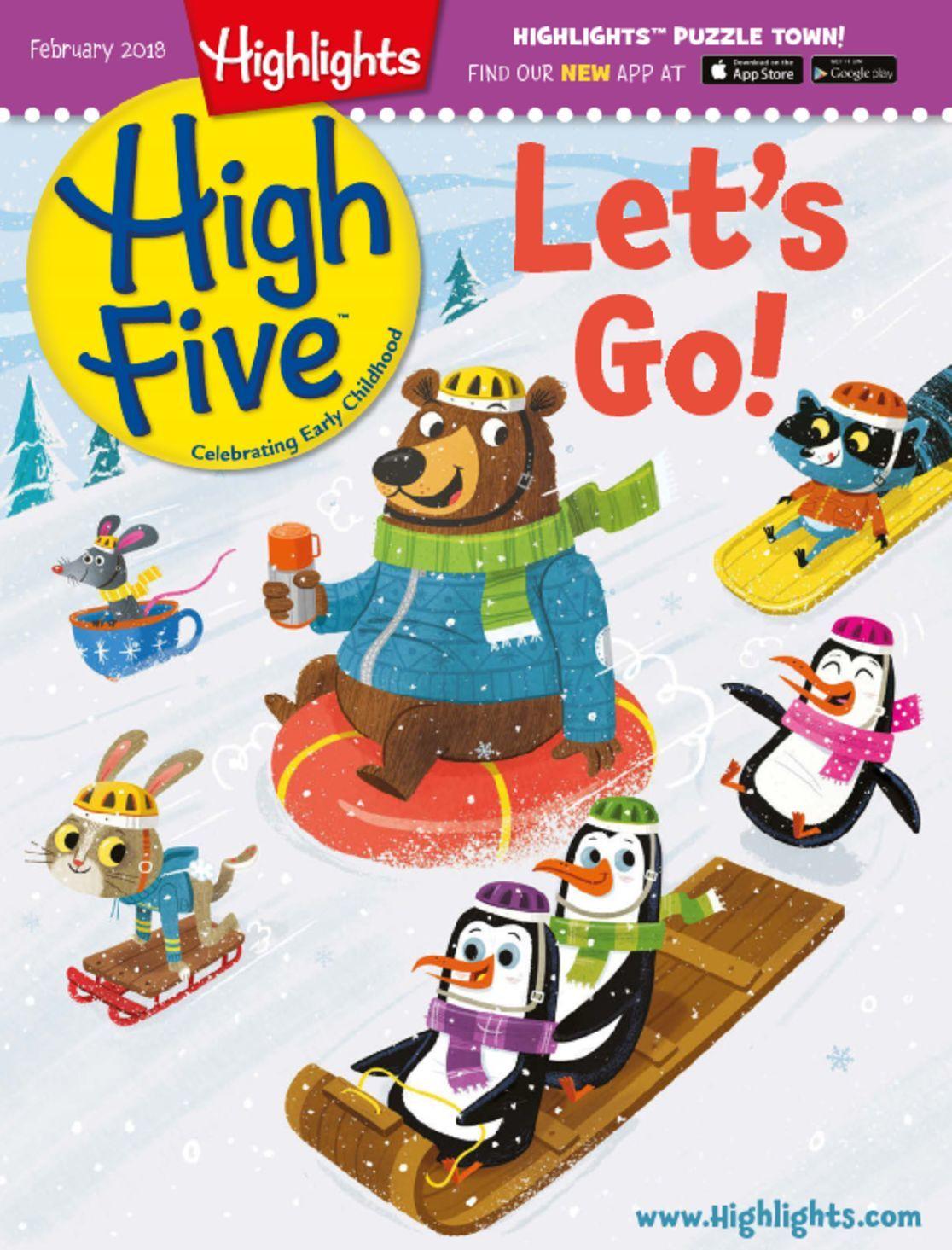 Highlights High Five Digital