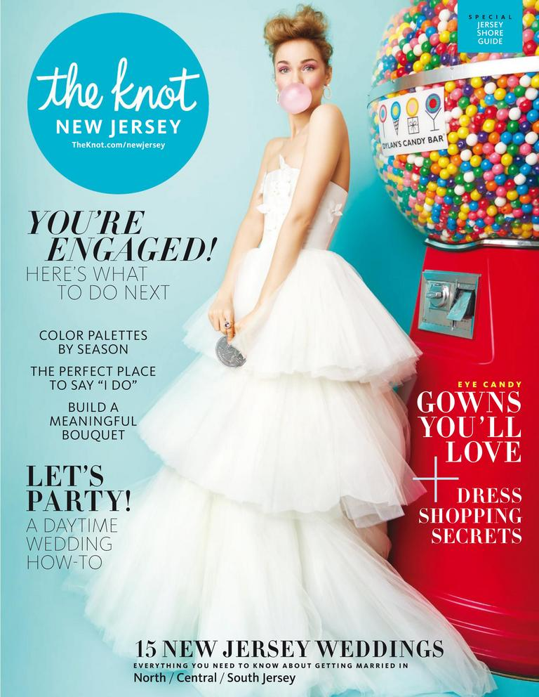 The Knot New Jersey Weddings Digital