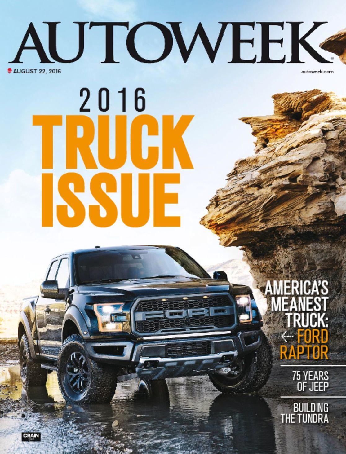 Autoweek Magazine | Car News and Reviews - DiscountMags.com