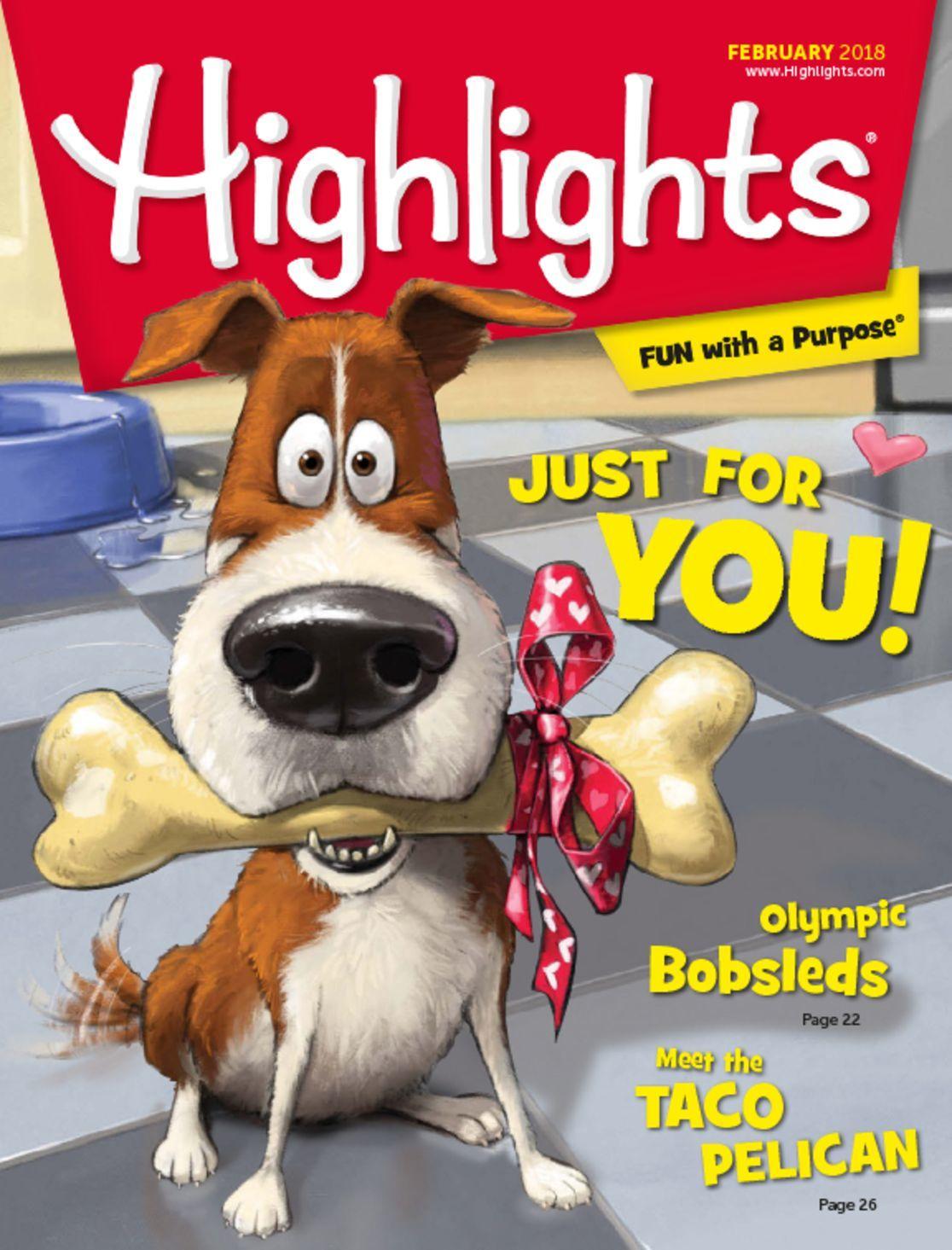 Highlights for Children Digital