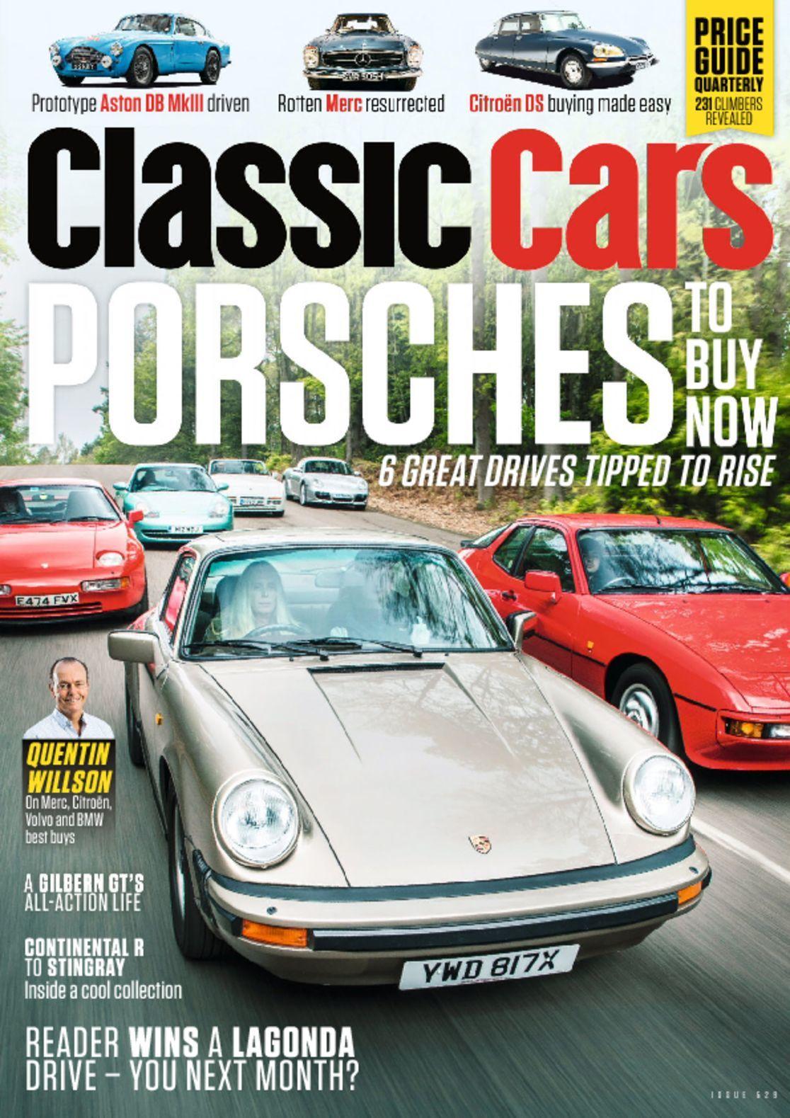 classic cars magazine digital. Black Bedroom Furniture Sets. Home Design Ideas