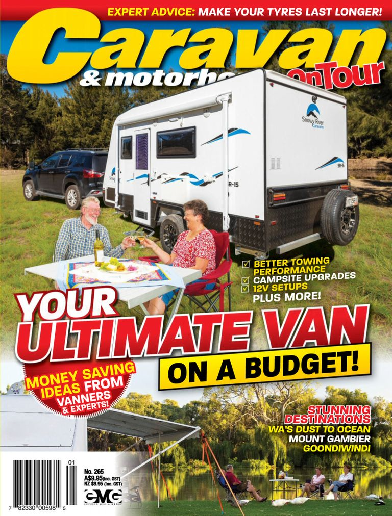 Caravan and Motorhome On Tour Digital