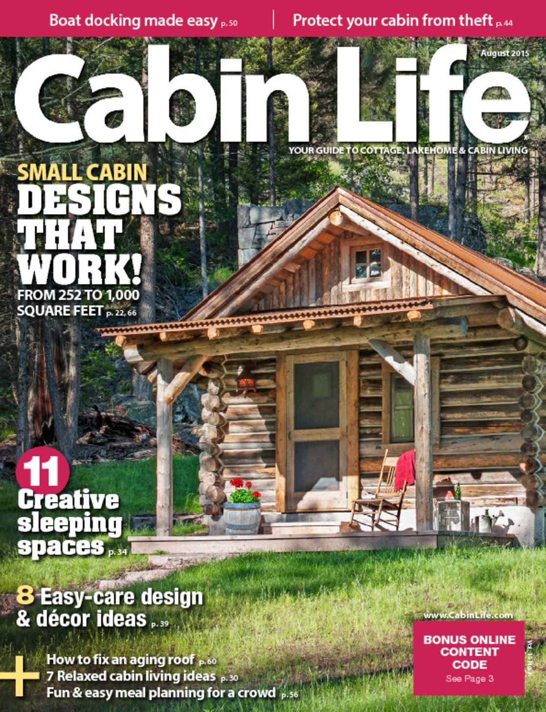 Cabin Living Digital