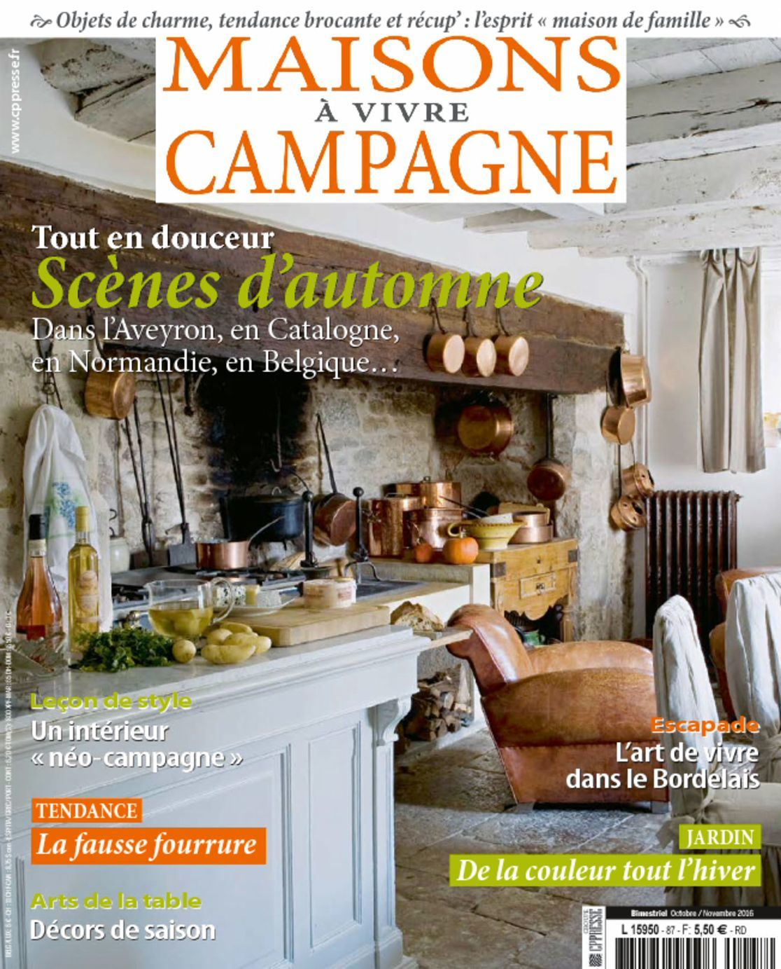 maisons vivre campagne digital magazine. Black Bedroom Furniture Sets. Home Design Ideas