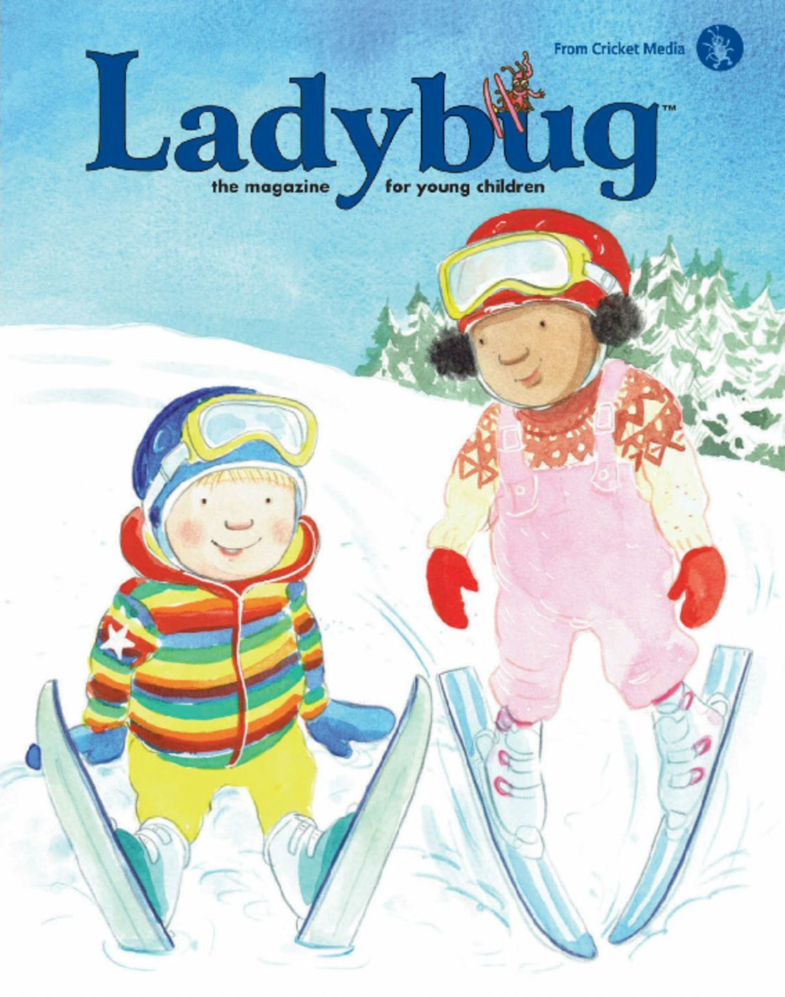 Ladybug Stories, Poems, And Songs Magazine For Young Kids And ...