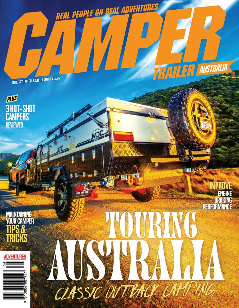 Camper Trailer Australia Digital