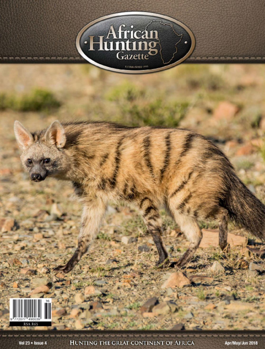 African Hunting Gazette Digital