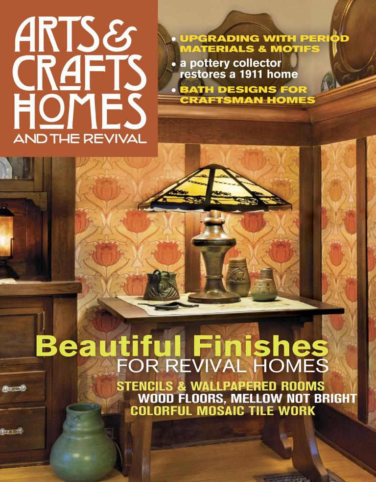 Arts Crafts Homes Digital