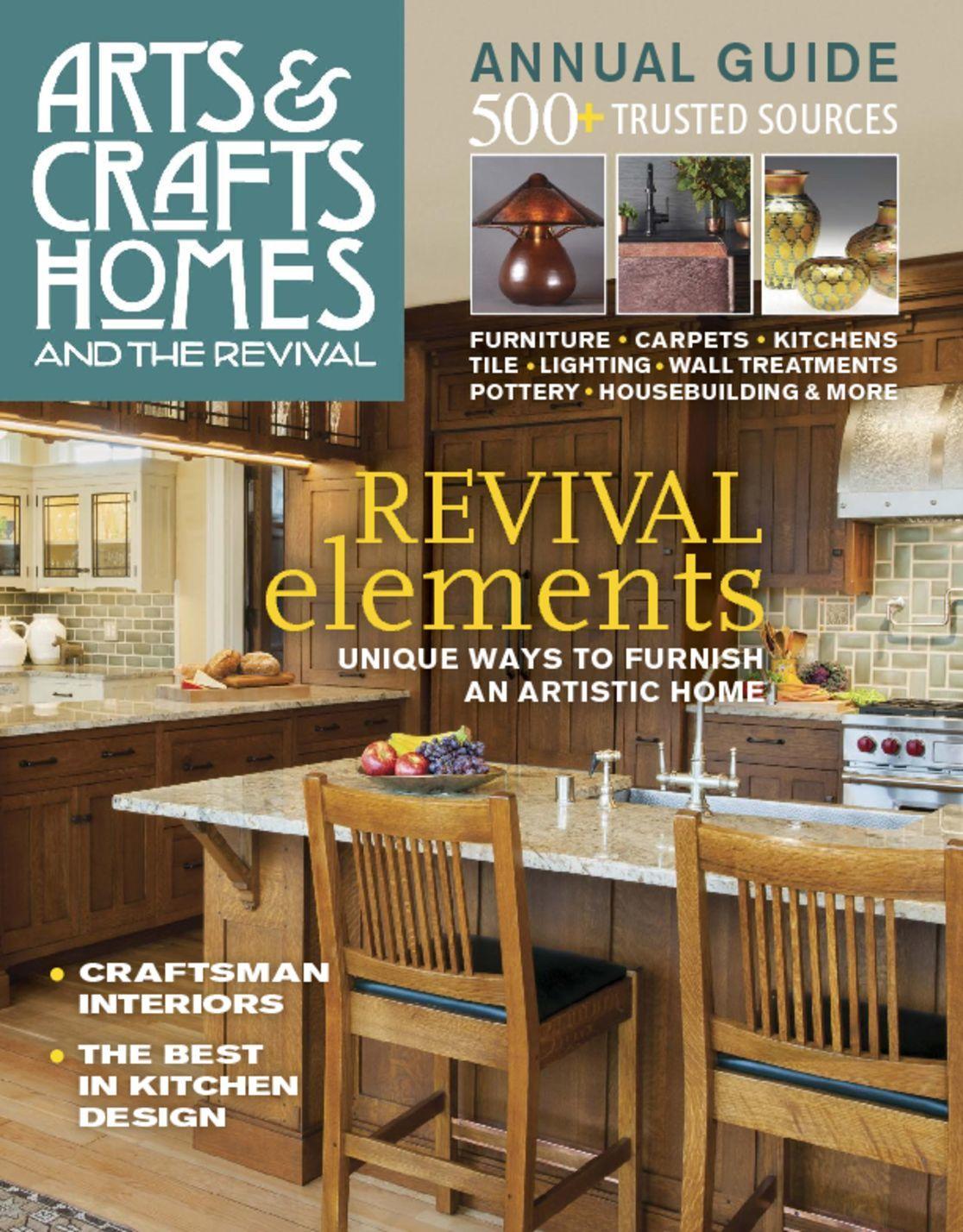 Arts Crafts Homes Magazine Digital