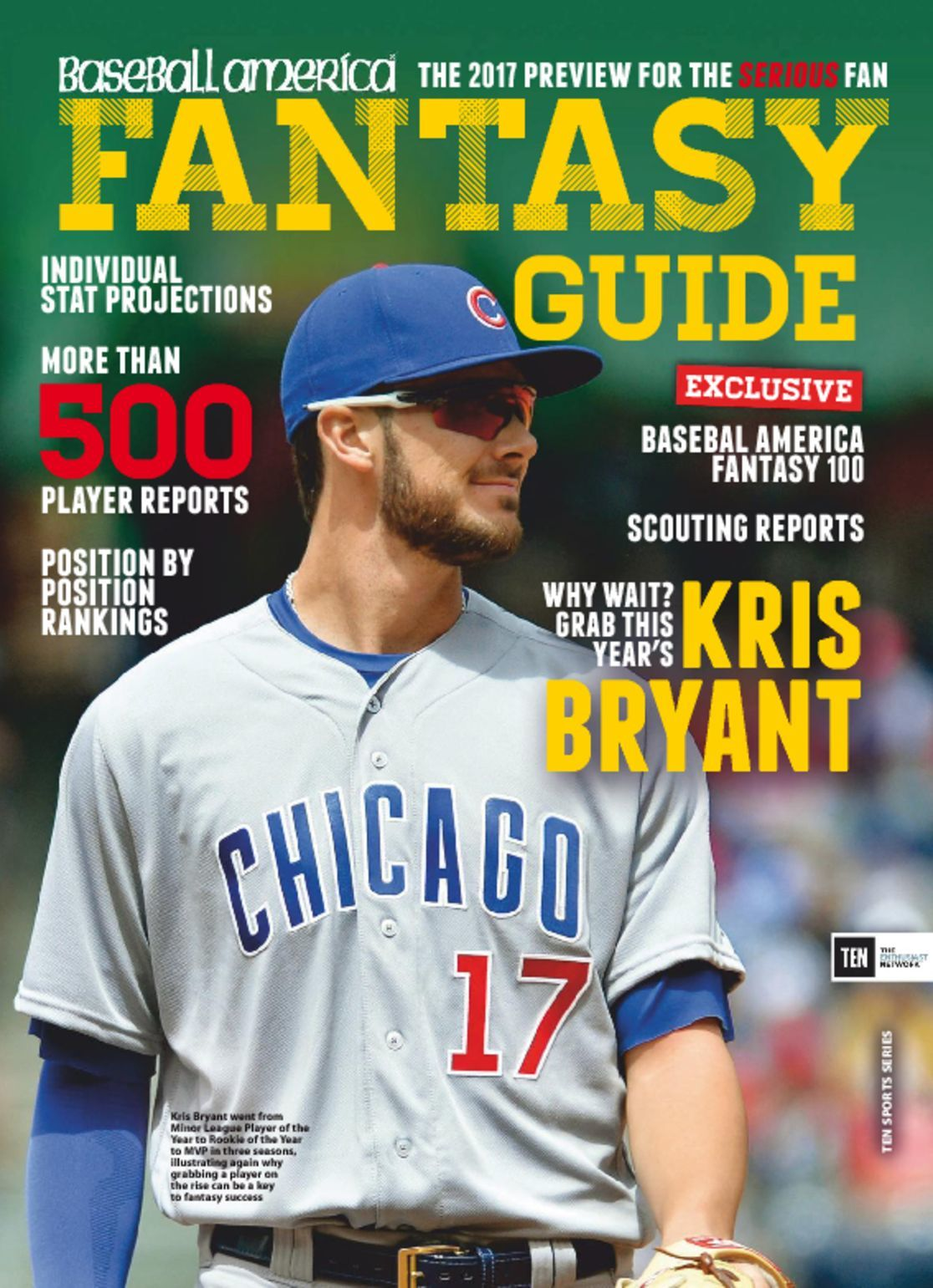 Baseball America Fantasy Baseball Digital
