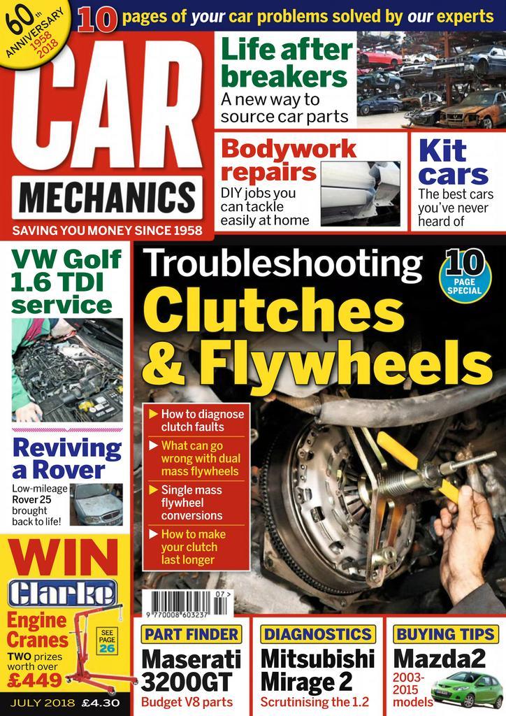 Car Mechanics Digital