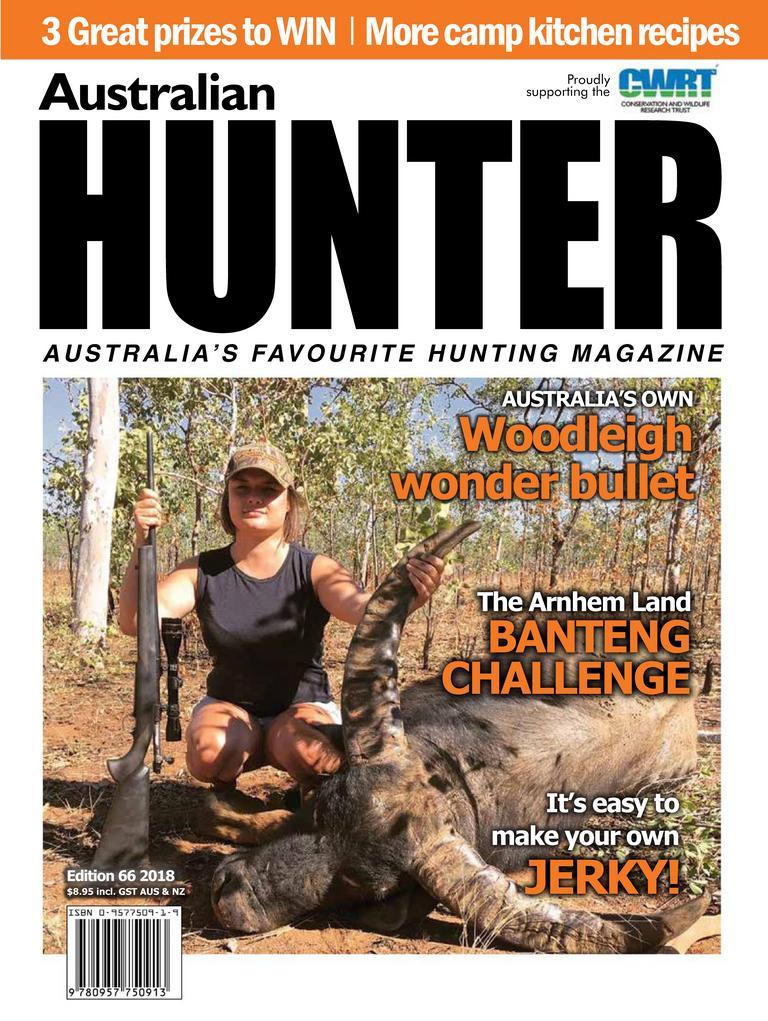 Australian Hunter Digital