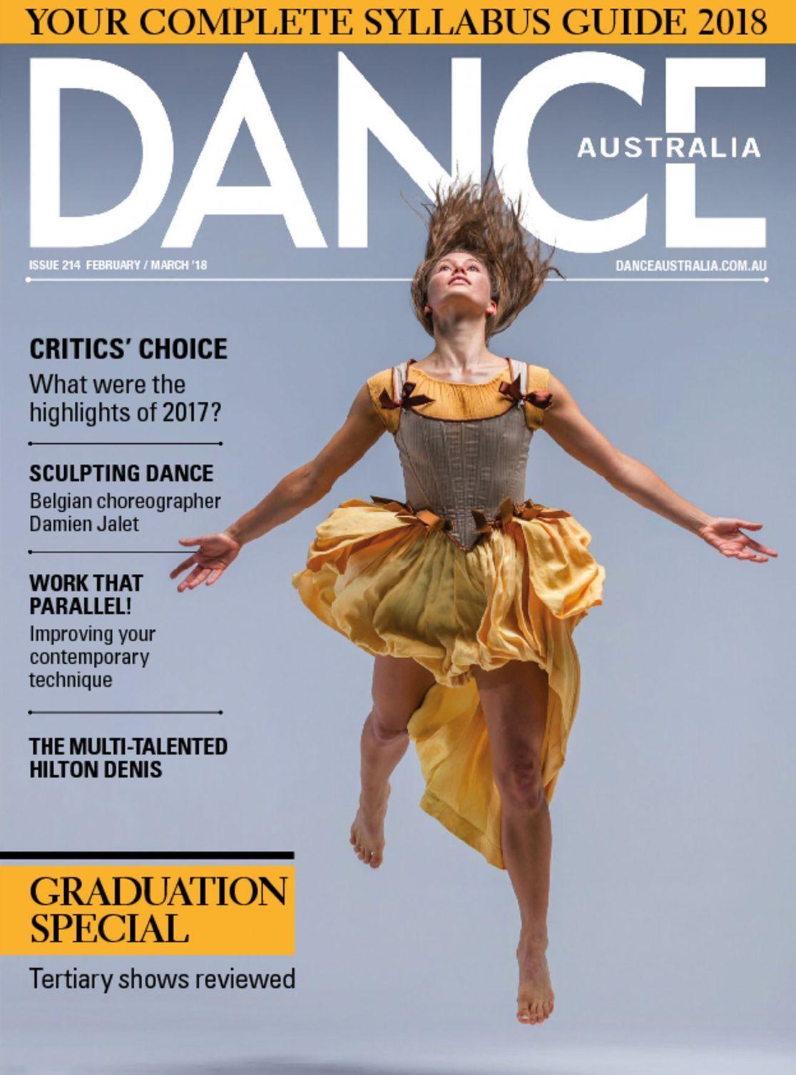 Dance Australia Digital