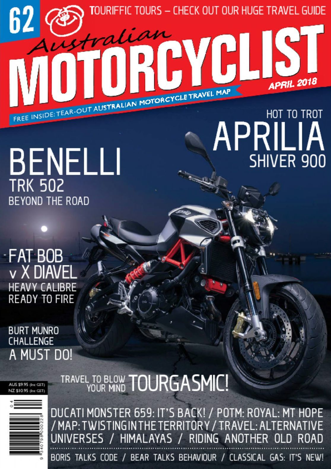 Australian Motorcyclist Digital