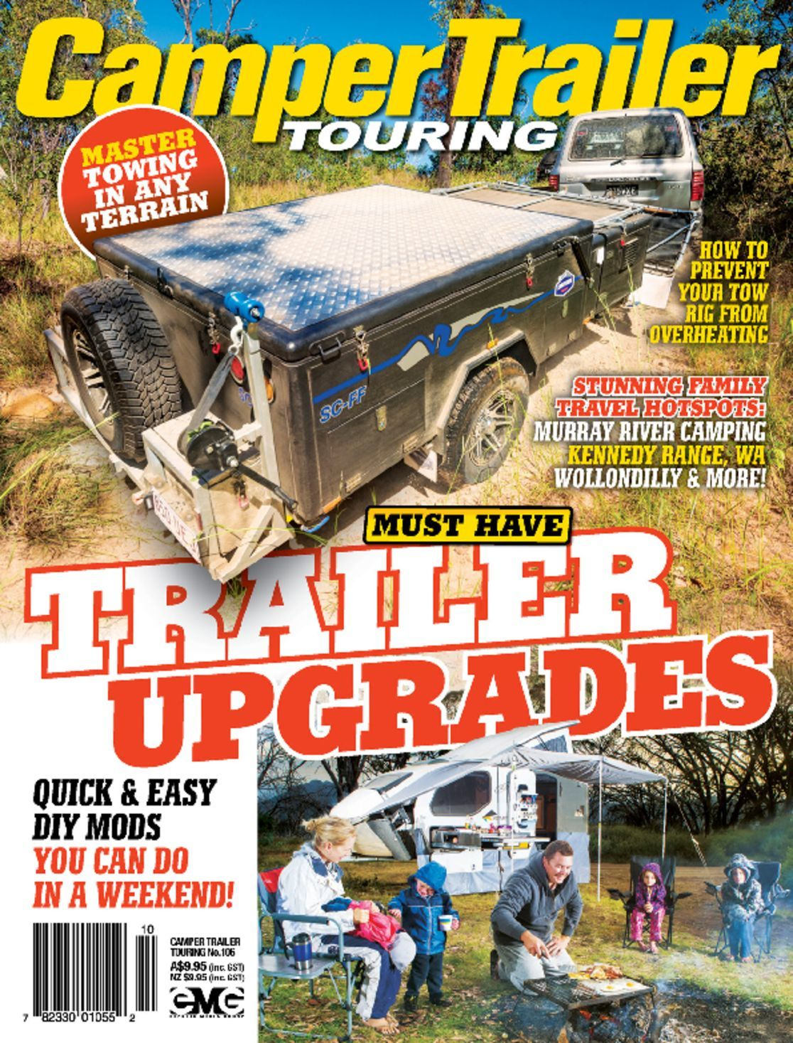 Camper Trailer Touring Digital