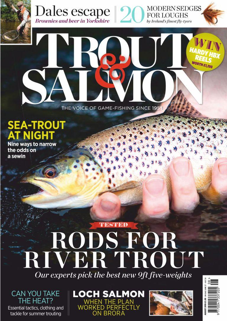Trout & Salmon (Digital)