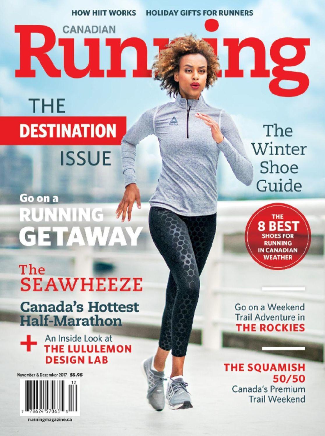 Canadian Running Digital